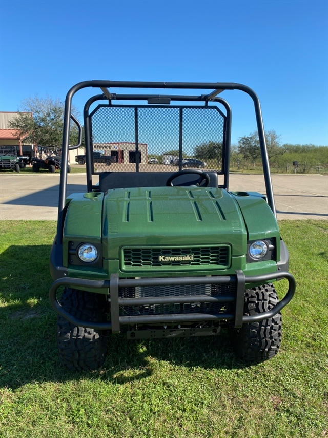 2020 Kawasaki Mule 4000 at Dale's Fun Center, Victoria, TX 77904