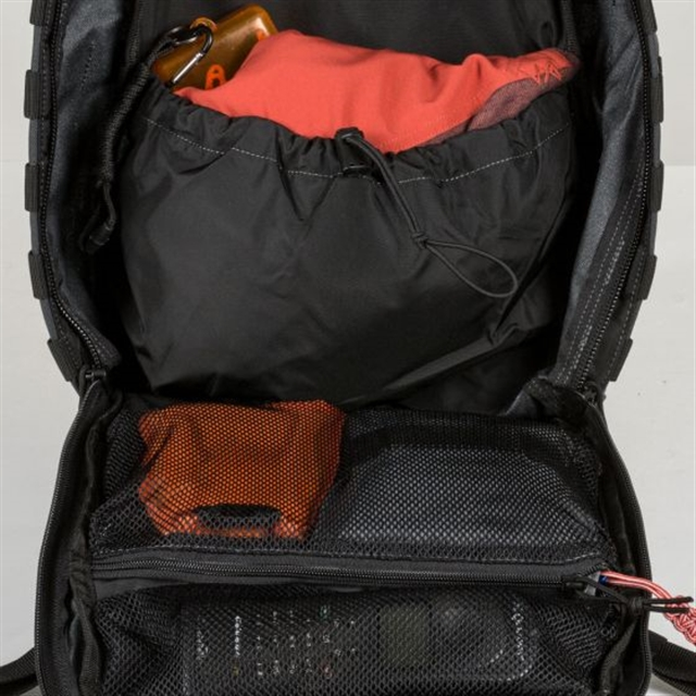 2019 5.11 Tactical RUSH12 Backpack 24L Black at Harsh Outdoors, Eaton, CO 80615