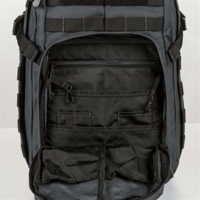 2019 511 Tactical RUSH12 Backpack 24L Black at Harsh Outdoors, Eaton, CO 80615