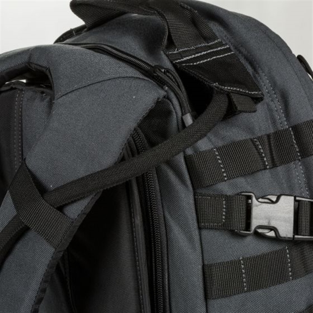 2019 5.11 Tactical RUSH12™ Backpack 24L Black at Harsh Outdoors, Eaton, CO 80615