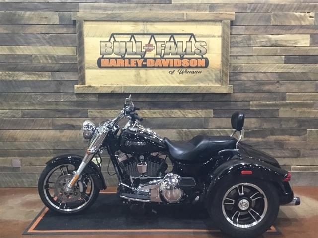2016 Harley-Davidson Trike Freewheeler at Bull Falls Harley-Davidson