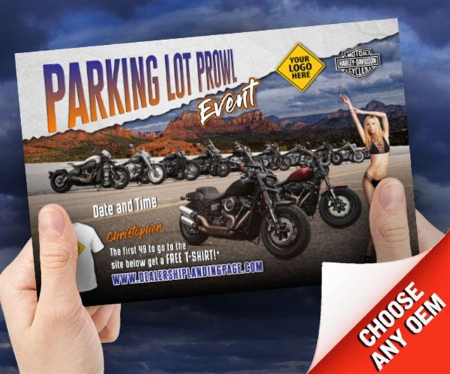 Parking Lot Prowl Powersports at PSM Marketing - Peachtree City, GA 30269