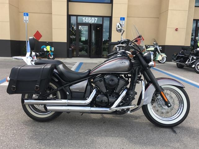 2014 Kawasaki Vulcan 900 Classic at Fort Myers