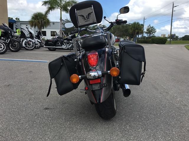 2014 Kawasaki Vulcan 900 Classic at Fort Myers