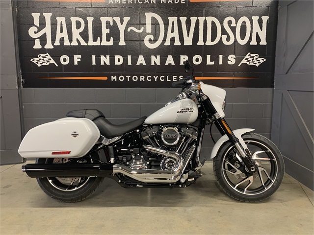 2021 Harley-Davidson Cruiser FLSB Sport Glide at Harley-Davidson of Indianapolis
