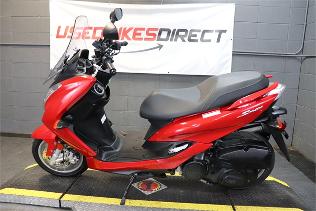 2020 Yamaha SMAX Base at Used Bikes Direct