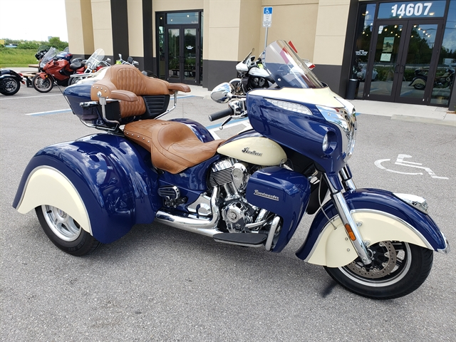 2016 Indian Roadmaster Base at Fort Myers