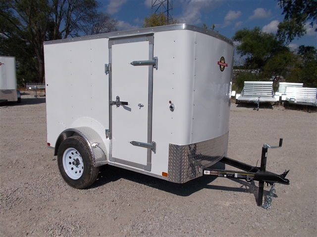 2018 Carry On 5X8CGRCM at Nishna Valley Cycle, Atlantic, IA 50022