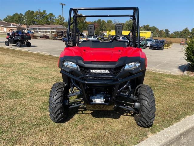 2021 Honda Pioneer 700 Base at Southern Illinois Motorsports