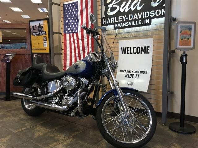2009 Harley-Davidson Softail Custom at Bud's Harley-Davidson