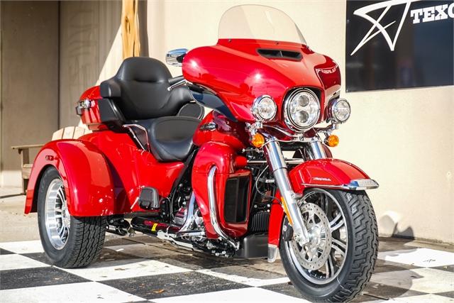 2021 Harley-Davidson Trike FLHTCUTG Tri Glide Ultra at Texoma Harley-Davidson