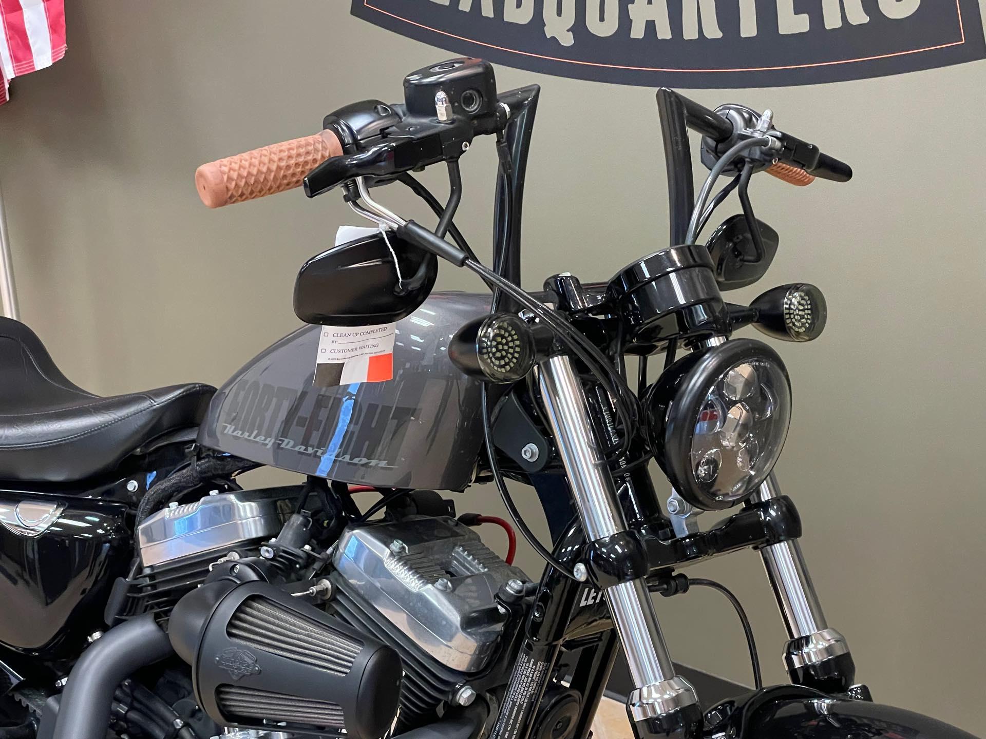 2015 Harley-Davidson Sportster Forty-Eight at Loess Hills Harley-Davidson