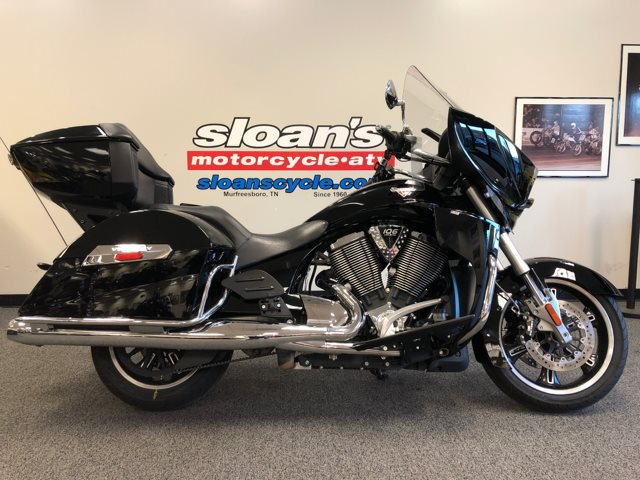 2016 Victory Cross Country Tour Base at Sloan's Motorcycle, Murfreesboro, TN, 37129