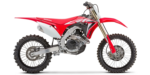 2020 Honda CRF 450R at Wild West Motoplex