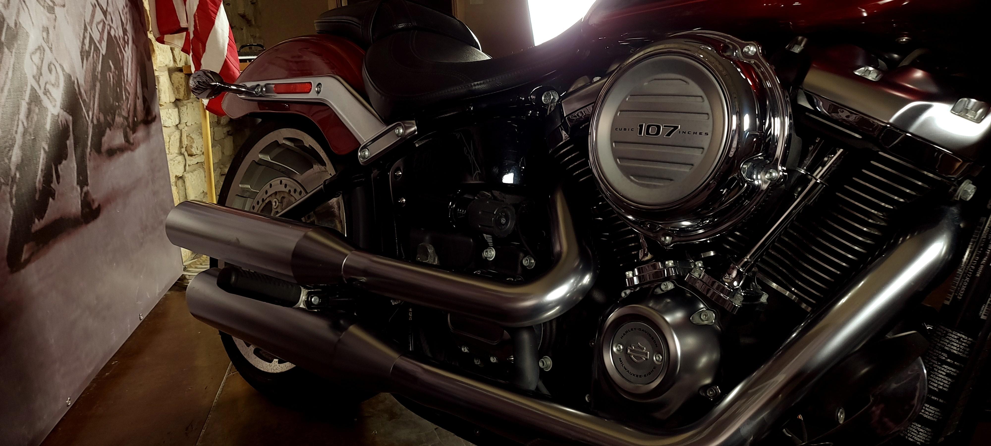 2018 Harley-Davidson Softail Fat Boy at Harley-Davidson of Waco