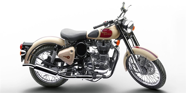 2017 Royal Enfield Classic C5 500 at Power World Sports, Granby, CO 80446