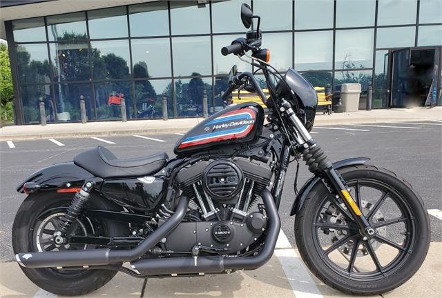 2020 Harley-Davidson Sportster Iron 1200 at All American Harley-Davidson, Hughesville, MD 20637