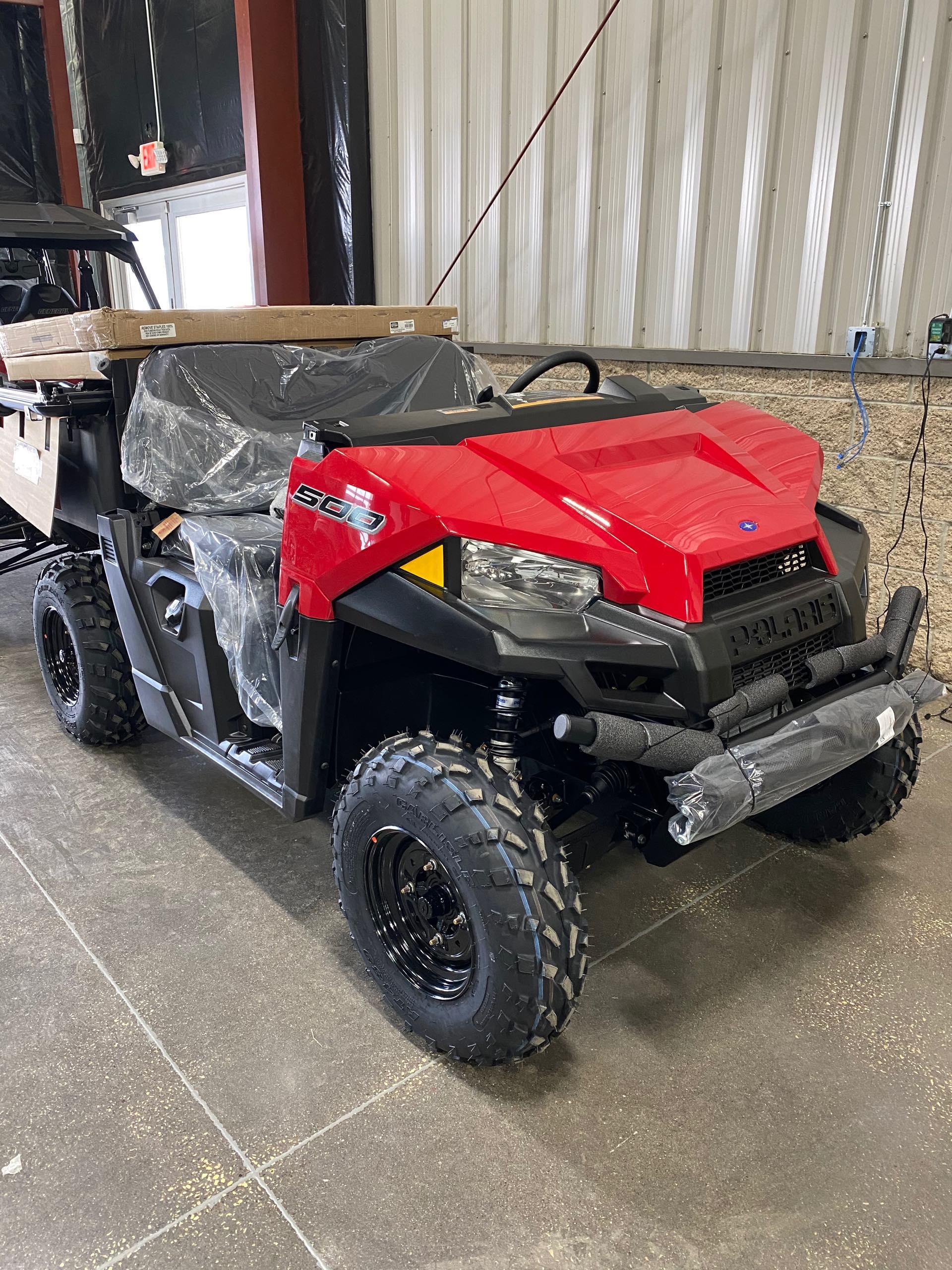 2021 Polaris Ranger 500 Base at Rod's Ride On Powersports