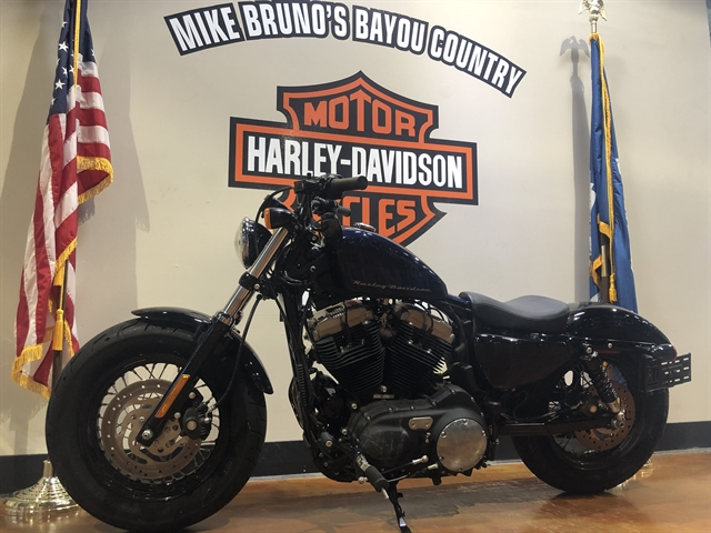 2013 Harley-Davidson Sportster Forty-Eight at Mike Bruno's Bayou Country Harley-Davidson