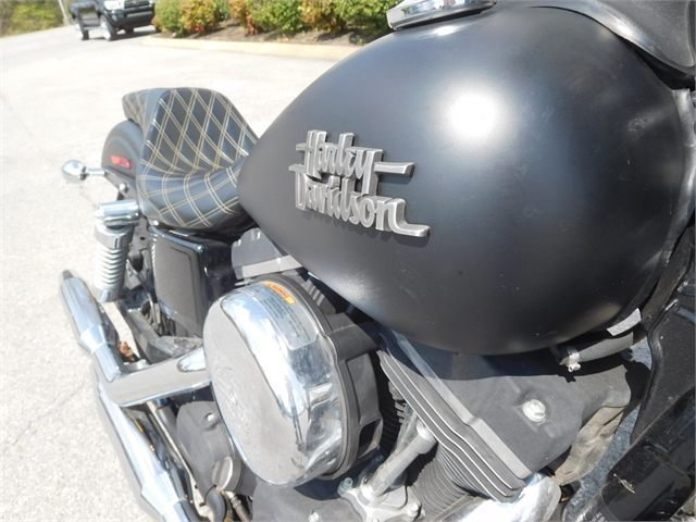 2015 Harley-Davidson Dyna Street Bob at Bumpus H-D of Murfreesboro