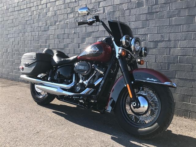 2020 Harley-Davidson Touring Heritage Classic 114 at Cannonball Harley-Davidson®