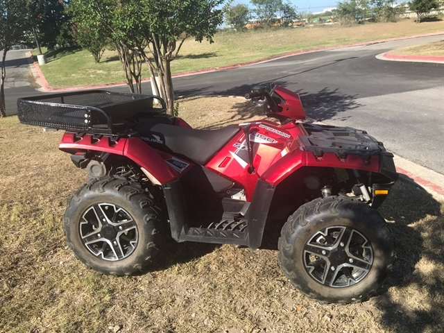 2016 Polaris Sportsman 850 SP Base at Kent Powersports of Austin, Kyle, TX 78640