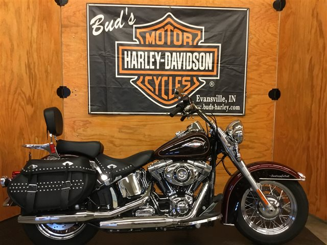 2015 Harley-Davidson Softail Heritage Softail Classic at Bud's Harley-Davidson, Evansville, IN 47715