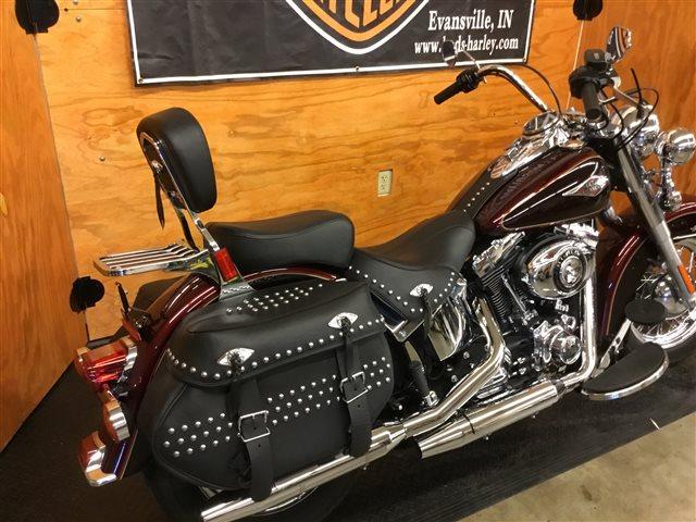 2015 Harley-Davidson Softail Heritage Softail Classic at Bud's Harley-Davidson, Evansville, IN 47715