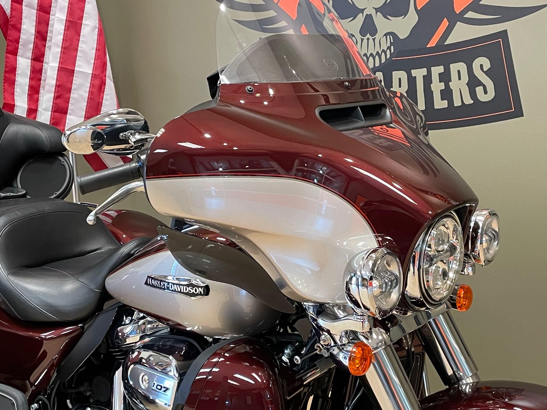 2018 Harley-Davidson Trike Tri Glide Ultra at Loess Hills Harley-Davidson