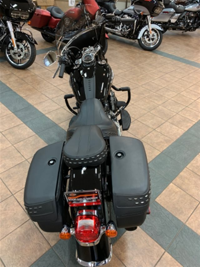 2018 Harley-Davidson Softail Heritage Classic 114 at Riders Harley-Davidson®, Trussville, AL 35173