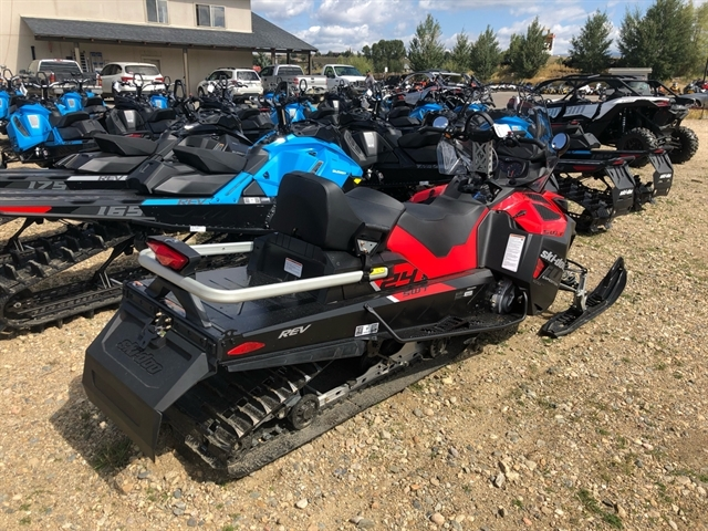2020 Ski-Doo Skandic SWT 900 ACE at Power World Sports, Granby, CO 80446
