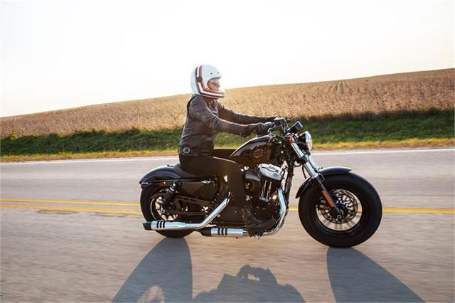 2021 Harley-Davidson Cruiser XL 1200X Forty-Eight at Iron Hill Harley-Davidson