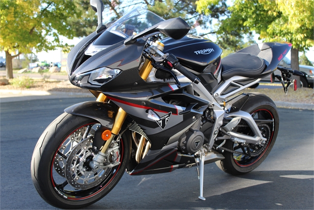 2020 Triumph Daytona Moto2 765 at Aces Motorcycles - Fort Collins