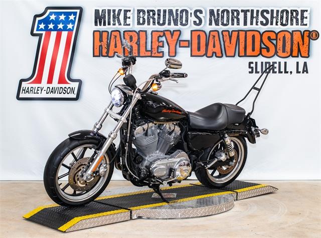 2012 Harley-Davidson Sportster SuperLow at Mike Bruno's Northshore Harley-Davidson