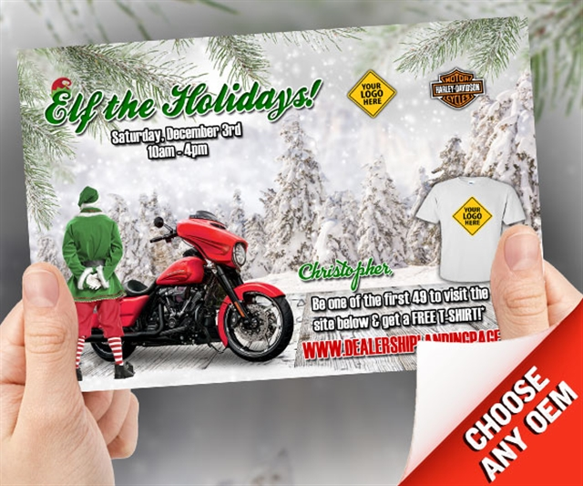 Elf The Holidays Powersports at PSM Marketing - Peachtree City, GA 30269