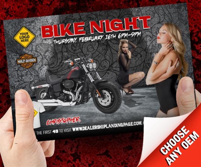 2018 ANYTIME Bike Night Powersports at PSM Marketing - Peachtree City, GA 30269