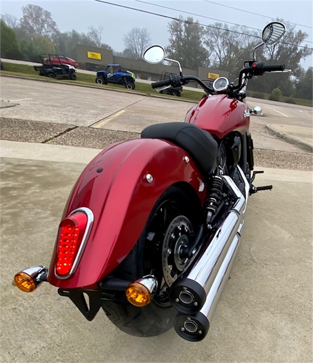 2021 Indian Scout Scout Sixty - ABS at Shreveport Cycles
