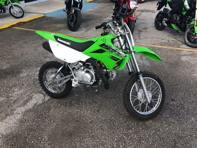 2019 Kawasaki KLX 110L at Jacksonville Powersports, Jacksonville, FL 32225