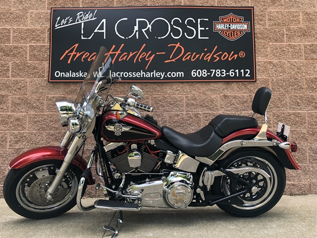 2013 Harley-Davidson Softail Fat Boy at La Crosse Area Harley-Davidson, Onalaska, WI 54650