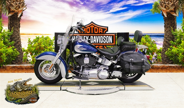 2009 Harley-Davidson Softail Heritage Softail Classic at Mike Bruno's Northshore Harley-Davidson