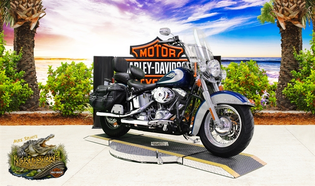 2009 Harley-Davidson Softail Heritage Softail Classic at Mike Bruno's Northshore Harley-Davidson
