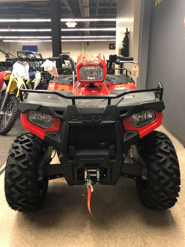 2019 Polaris Sportsman 450 HO Utility Edition at Sloans Motorcycle ATV, Murfreesboro, TN, 37129