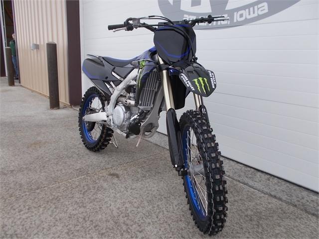 2021 Yamaha YZ 450F Monster Energy Yamaha Racing Edition at Nishna Valley Cycle, Atlantic, IA 50022