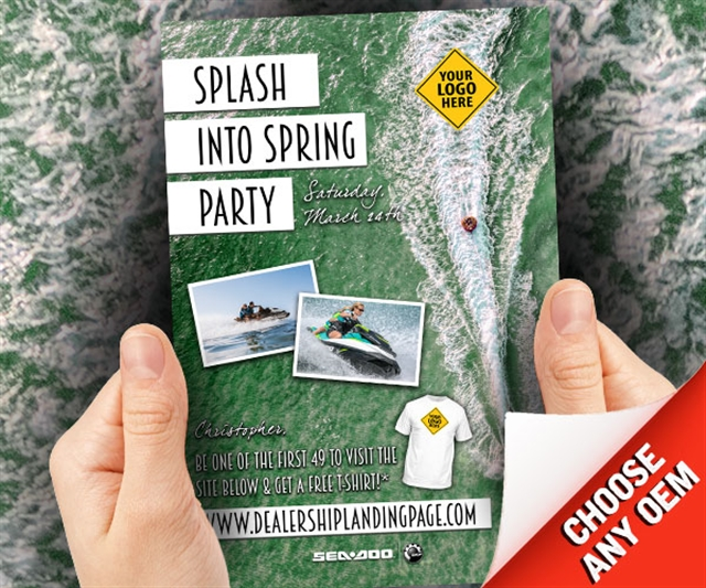 Splash into Spring Powersports at PSM Marketing - Peachtree City, GA 30269