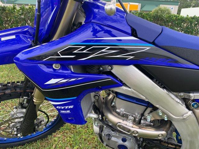 2020 Yamaha YZ 450F at Powersports St. Augustine