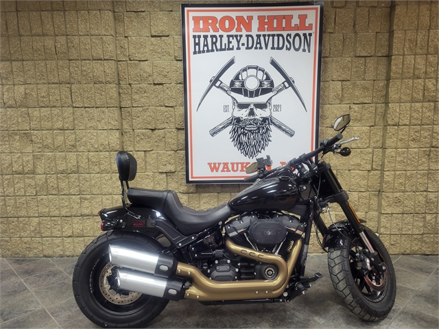 2020 Harley-Davidson Softail Fat Bob 114 at Iron Hill Harley-Davidson