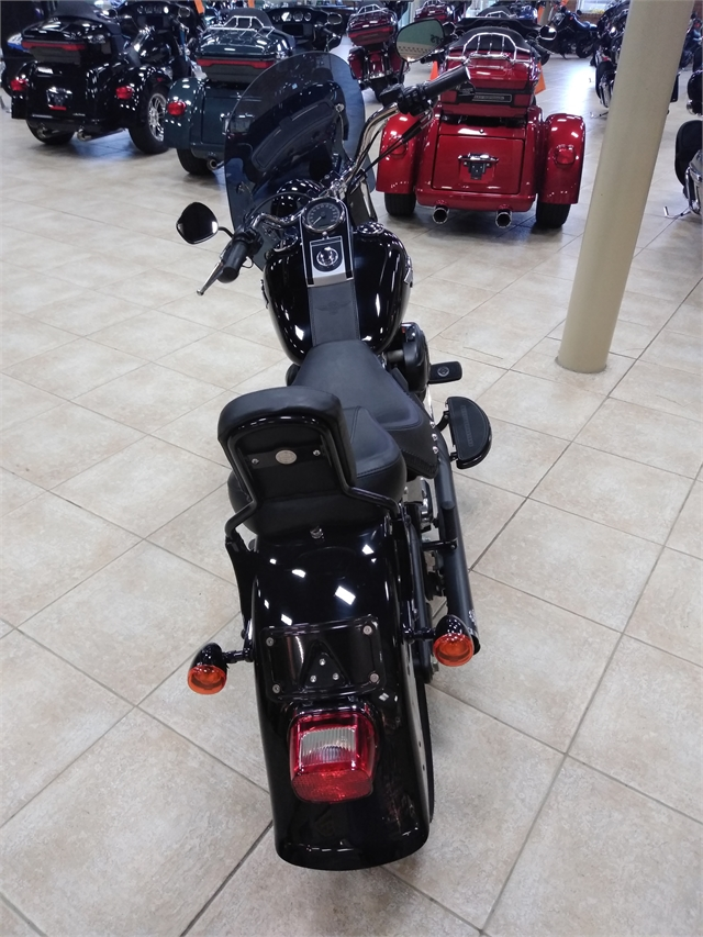 2013 Harley-Davidson Softail Fat Boy Lo at M & S Harley-Davidson