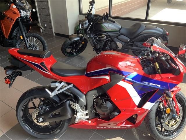 2021 Honda CBR600RR Base at Midland Powersports