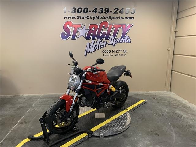 2017 Ducati Monster 797 at Star City Motor Sports
