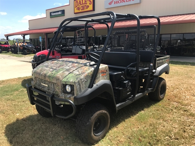 2020 Kawasaki Mule 4010 Trans4x4 Camo at Dale's Fun Center, Victoria, TX 77904